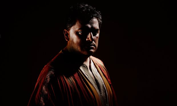 Aleksandrs Antonenko in the title role of Verdi's 'Otello' at the Met Opera (Kristian Schuller/ Metropolitan Opera)