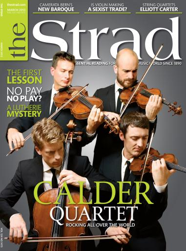 The Strad magazine, March 2013