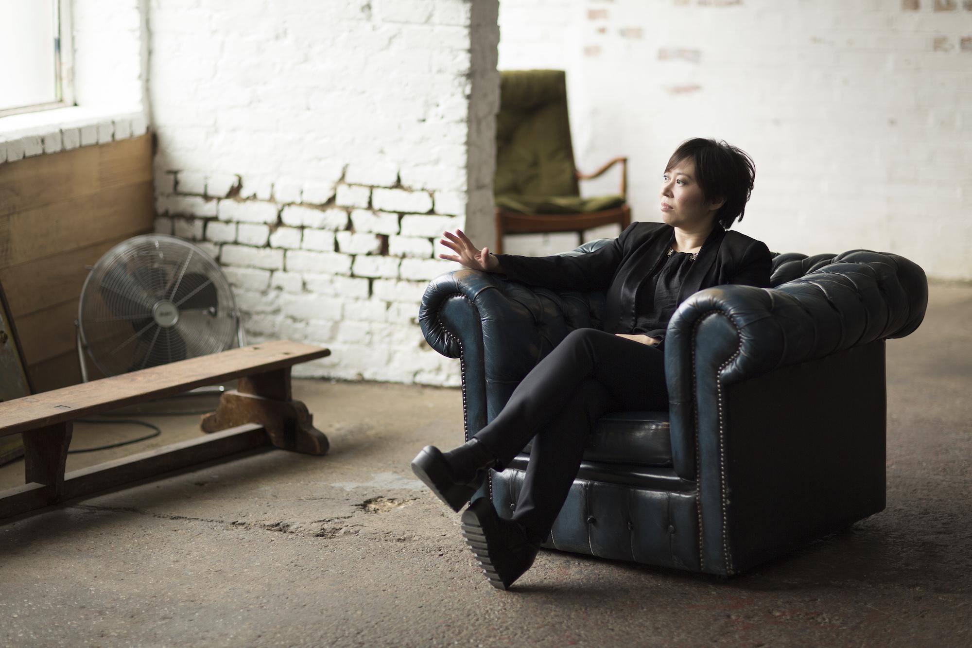 Xian Zhang (photo: studio Ermine London)