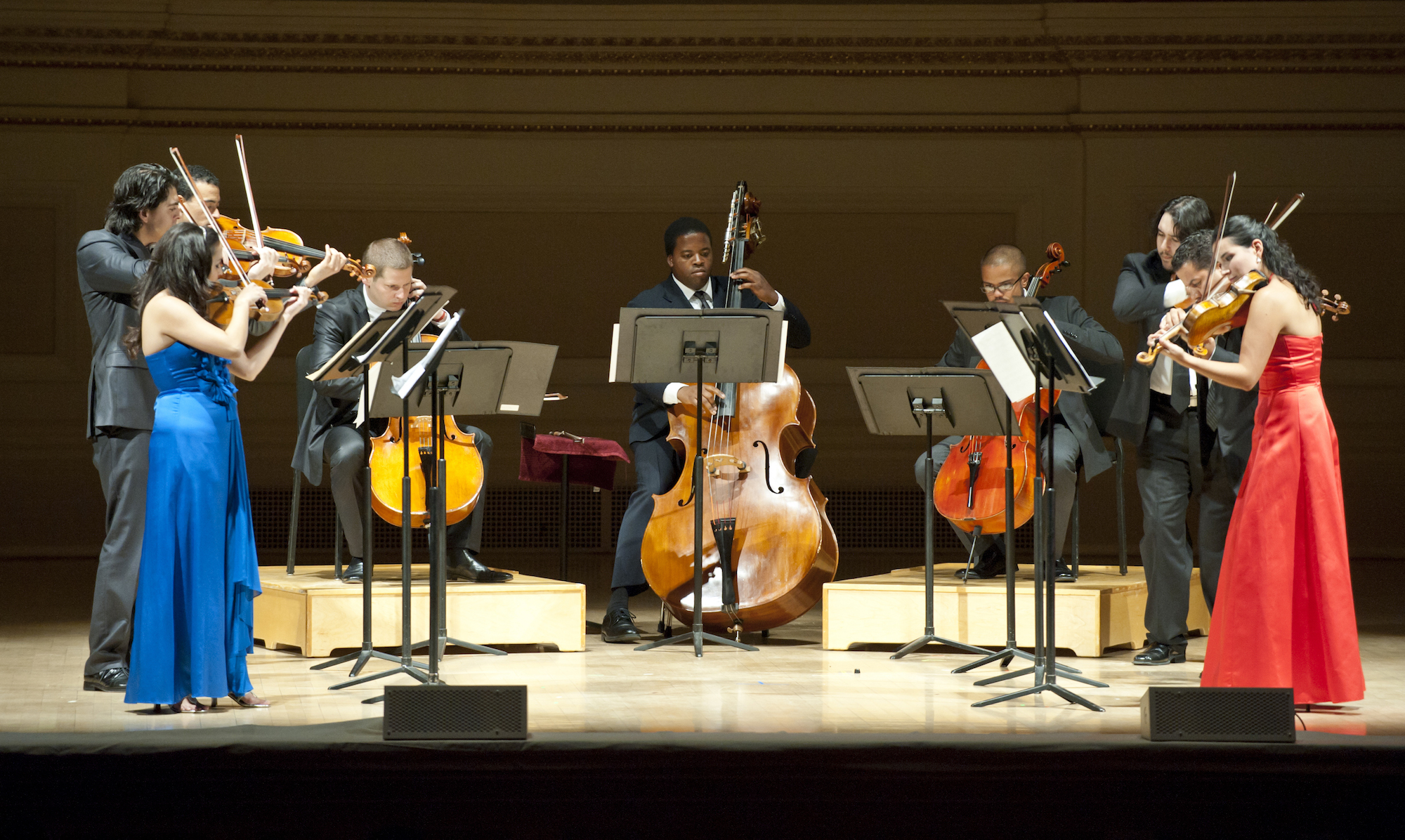 The Sphinx Virtuosi at Carnegie Hall in 2011