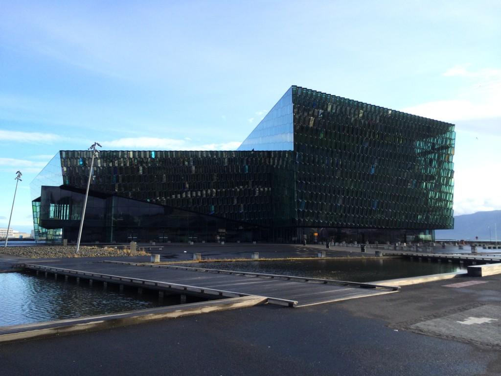 Harpa Concert Hall, Reykjavik (Photo: Brian Wise)