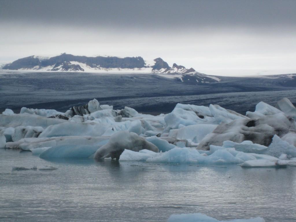 Jökulsárlón Glacier Lagoon in Iceland (Brian Wise)