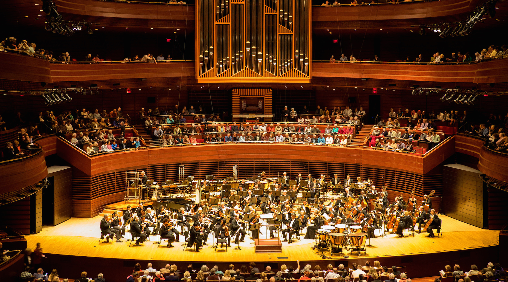Philadelphia Orchestra (flickr/lumiereimages)