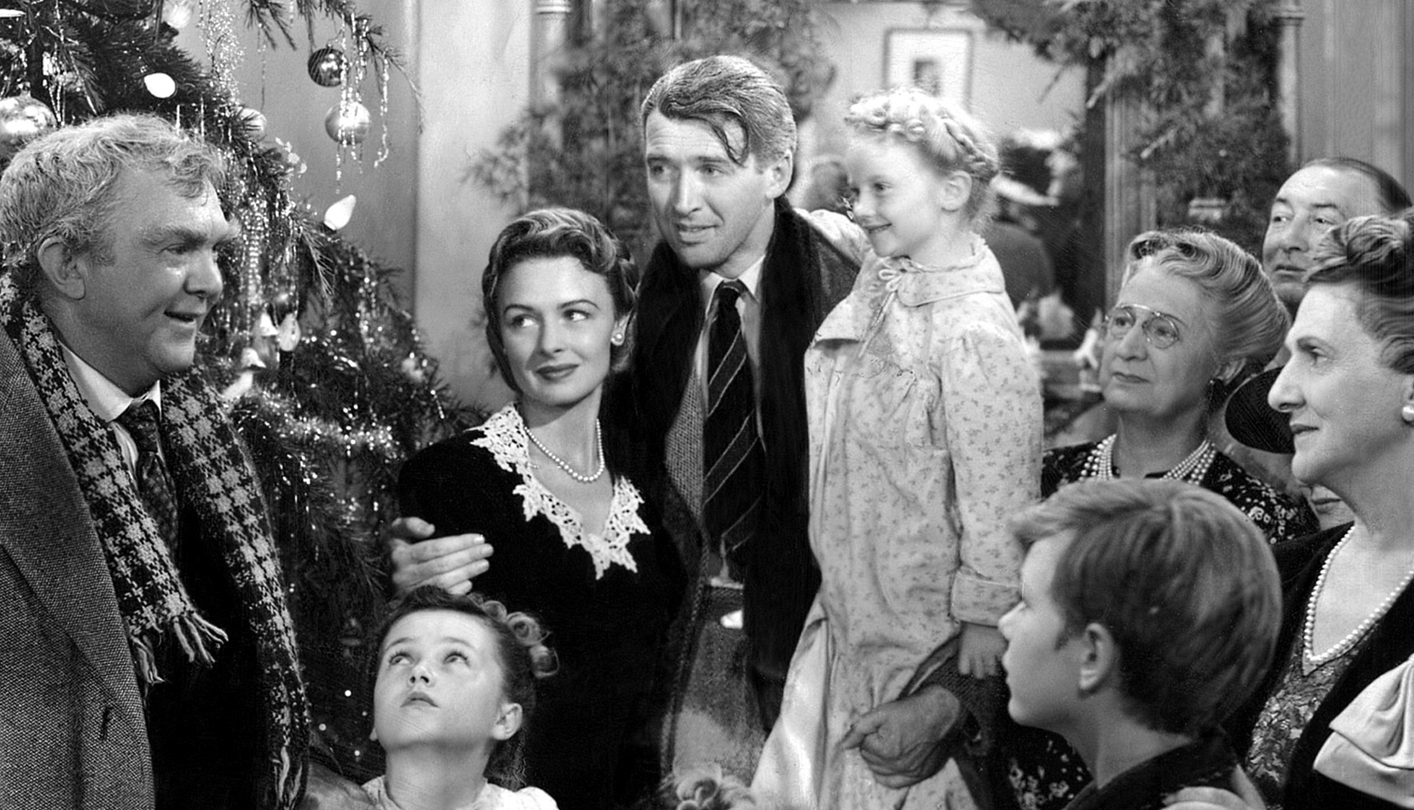 Still from 'It's a Wonderful Life' by Frank Capra