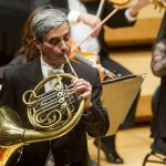 Daniel Gingrinch, associate principal horn, Chicago Symphony Orchestra