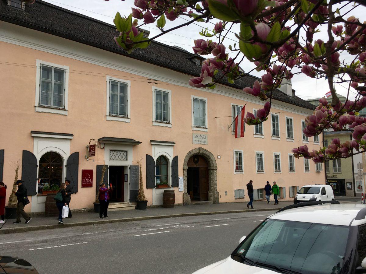 Mozart Residence, Salzburg