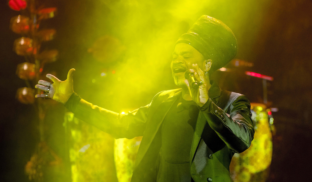 Carlinhos Brown; Photo credit: Caio Gallucci