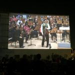 New World Symphony, Witnessed Indoors and Out