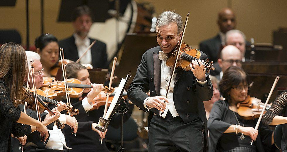 Gil Shaham, violinist - ©Todd Rosenberg Photography 2017