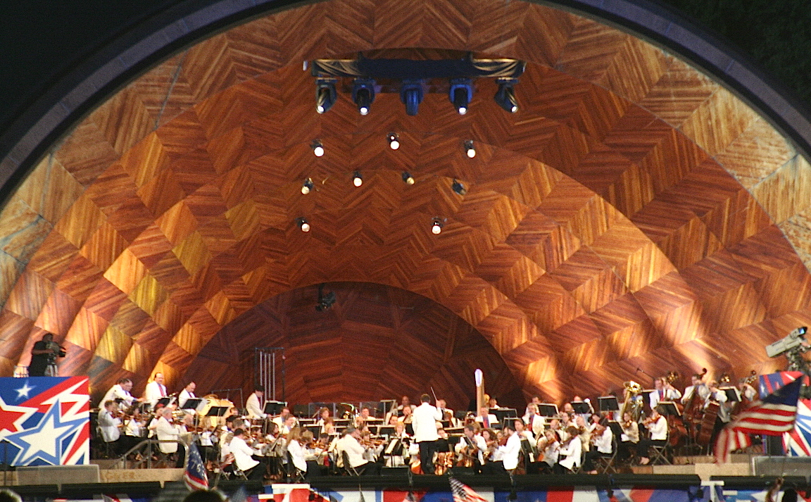 Boston Pops on July 4th (Wikipedia Commons)