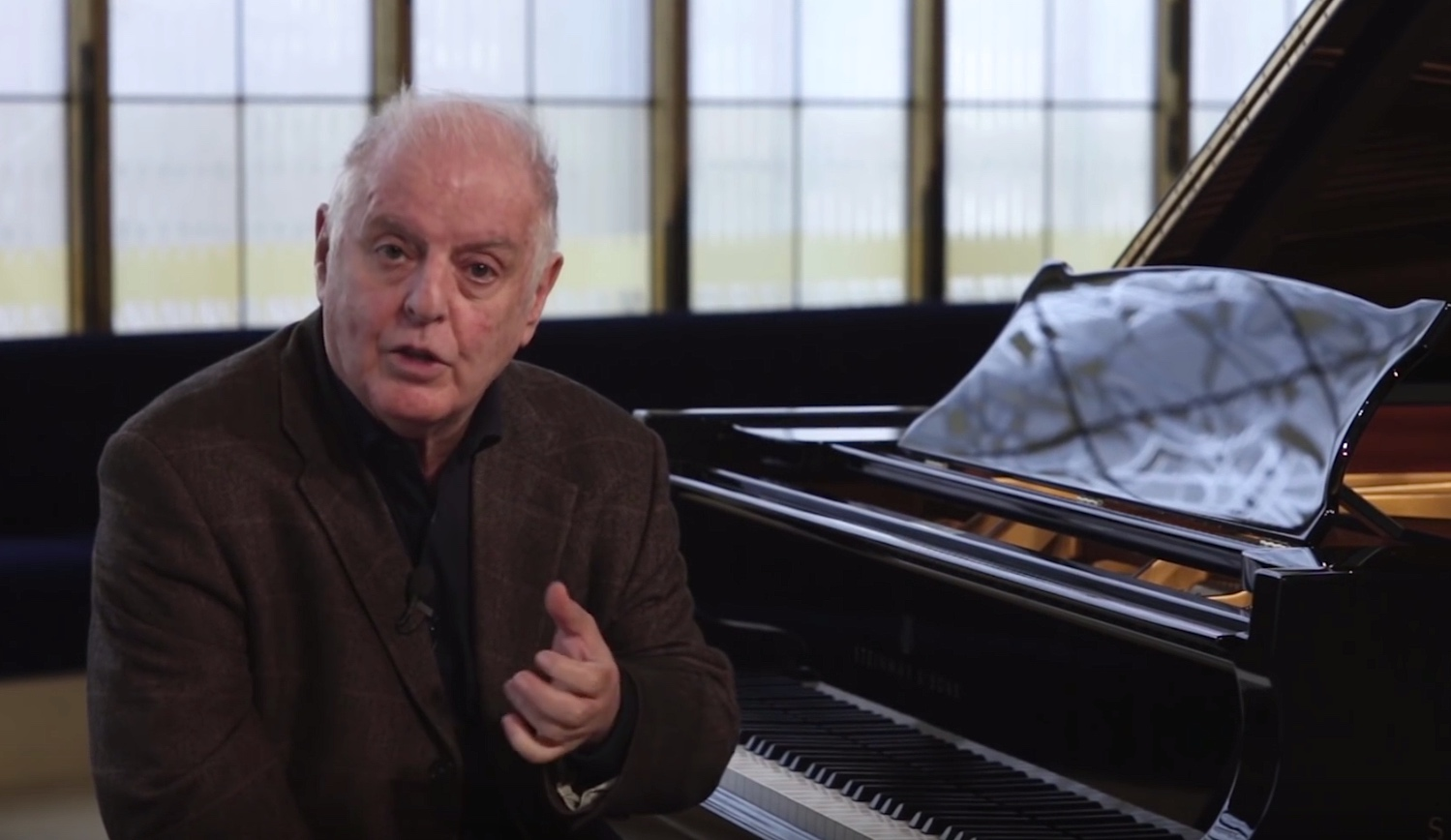 Daniel Barenboim (YouTube)