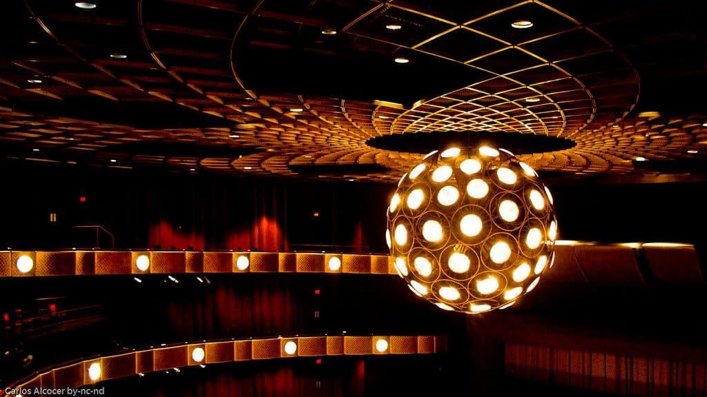 Metropolitan Opera House, interior (Carlos Alcocer)