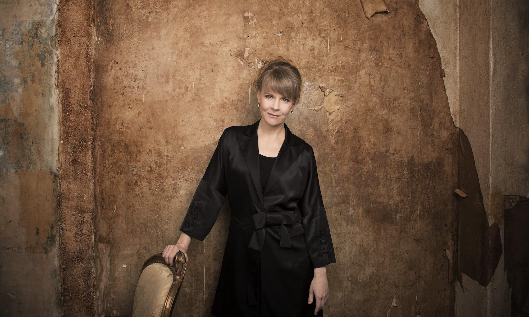 Susanna Mälkki (Photo: Simon Fowler)