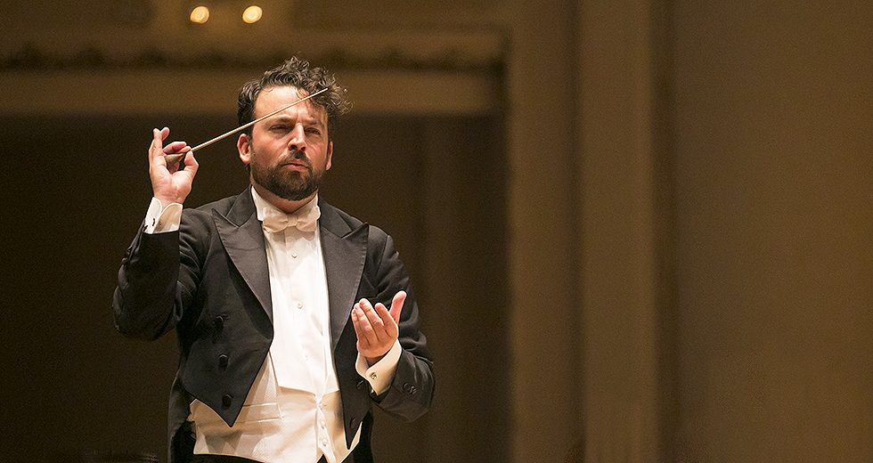 James Gaffigan, conductor