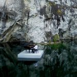 Landfills, Icebergs and Far-Flung Piano Performances