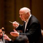 Bernard Haitink Retires, Leaving a Massive Mahler Legacy